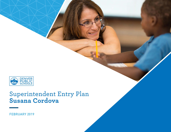 Superintendent Entry Plan by Susana Cordova
